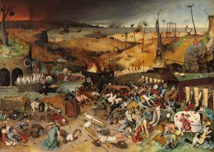 The Artist's Role In a Time of Crisis
