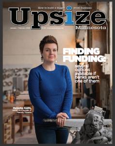 Mercury Mosaics featured story for Upsize Magazine!