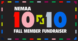 "NEMAA ""10×10 Online Shop"" Call For Art"