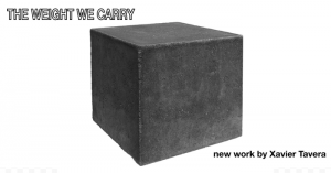 The weight we carry