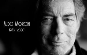 Tribute to Aldo Moroni, a community builder