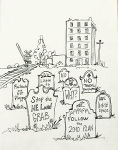 The Developer Graveyard ArtHappening
