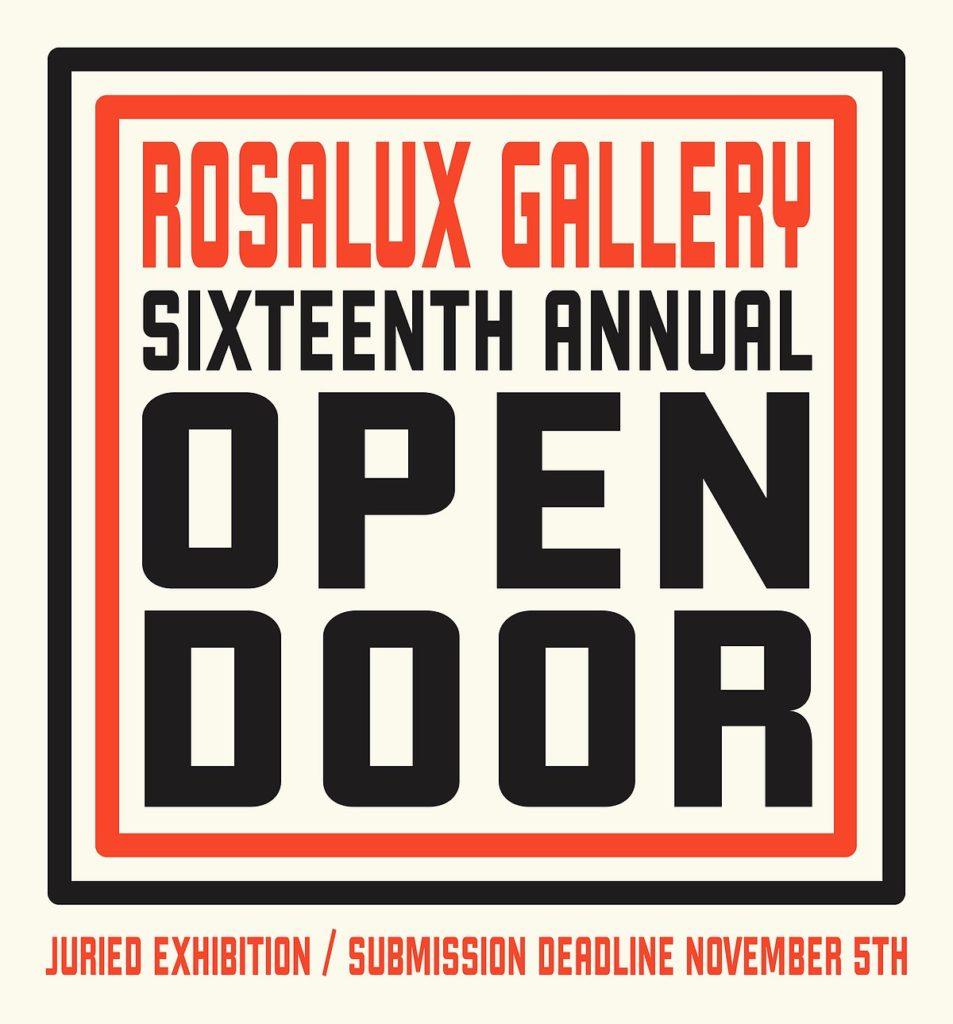 Rosalux Gallery Open Door
