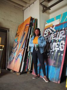 Preserving plywood protest boards