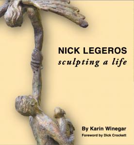 Nick Legeros: Sculpting a Life — new book