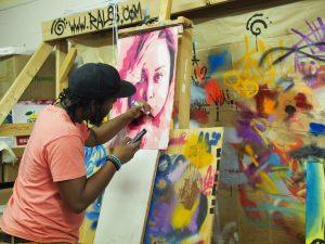 "LeFlore will be part of ""longest Mural in Minnesota"""