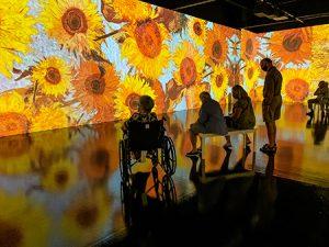 Immersive Van Gogh seeks artists in residence